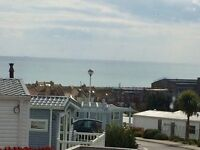 Holidays in Combe Haven, Hastings, East Sussex, caravan for private hire
