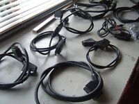 tv scart cables