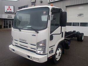2016 isuzu NRR Cabover Cab and Chassis