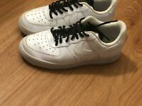 Nike Air Force 1's trainers