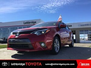 Toyota Certified 2015 Toyota Corolla LE Upgrade - EXT WTY!