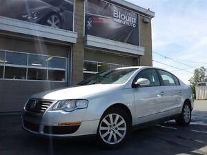 2010 Volkswagen Passat 2.0T Comfortline, Cuir, 49656km