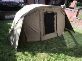 JRC TX Bivvy with Overwrap