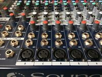 Soundcraft EPM8 10-channel Multi-Format Mixer