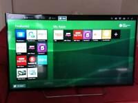 "Sony Bravia 48"" 1080p smart TV 2015 model"