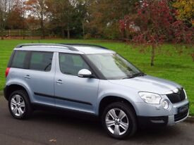 2010 Skoda Yeti 1.8 TSI SE Station Wagon 4x4 5dr - FOUR WHEEL DRIVE - RECENTLY SERVICED