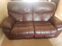 3 seater and 2 seater sofa. Will sell separately