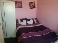 Double bedroom very nice, clean with to and setellite for £140. and one single room for £100