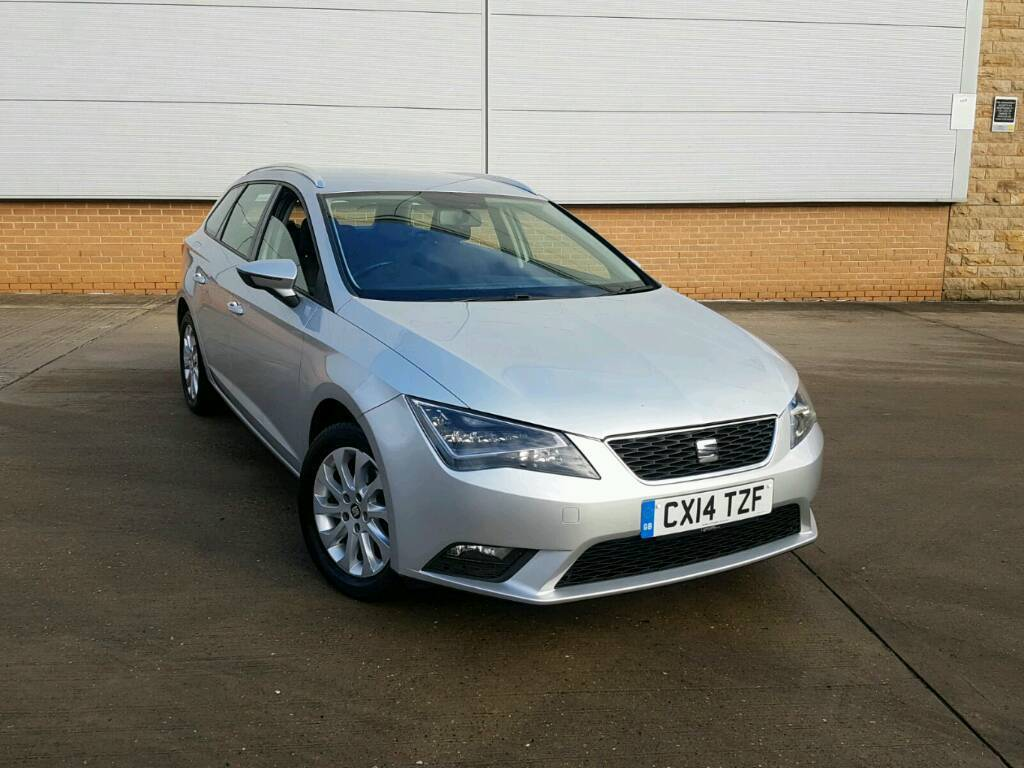 2014 seat leon 16 tdi se technology 5 door estate silver manual 2014 seat leon 16 tdi se technology 5 door estate silver manual new shape 1 owner sciox Gallery