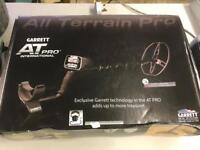 Garrett AT Pro Metal Detector