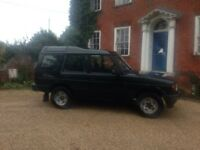 1997 LANDROVER DISCOVERY 300TDI AUTO