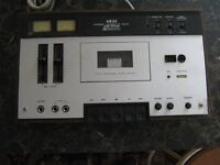 AKAI cassette stereo CS-34D