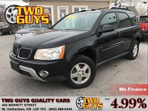2007 Pontiac Torrent LOCAL TRADE!!!