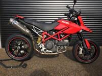 Ducati Hypermotard 1100 Evo. 2011