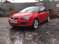 Ford Focus 2.0 tdci Ztec climate - 2005 - LONG MOT - not golf a3 megane civic astra