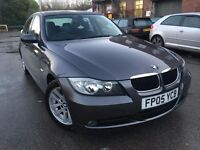 05 Plate - BMW 320D se - 3 Former keepers - Service History - Parking sensors - Heated seats