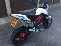 125 Benelli TNT mini bike