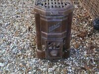 wood/coal burner