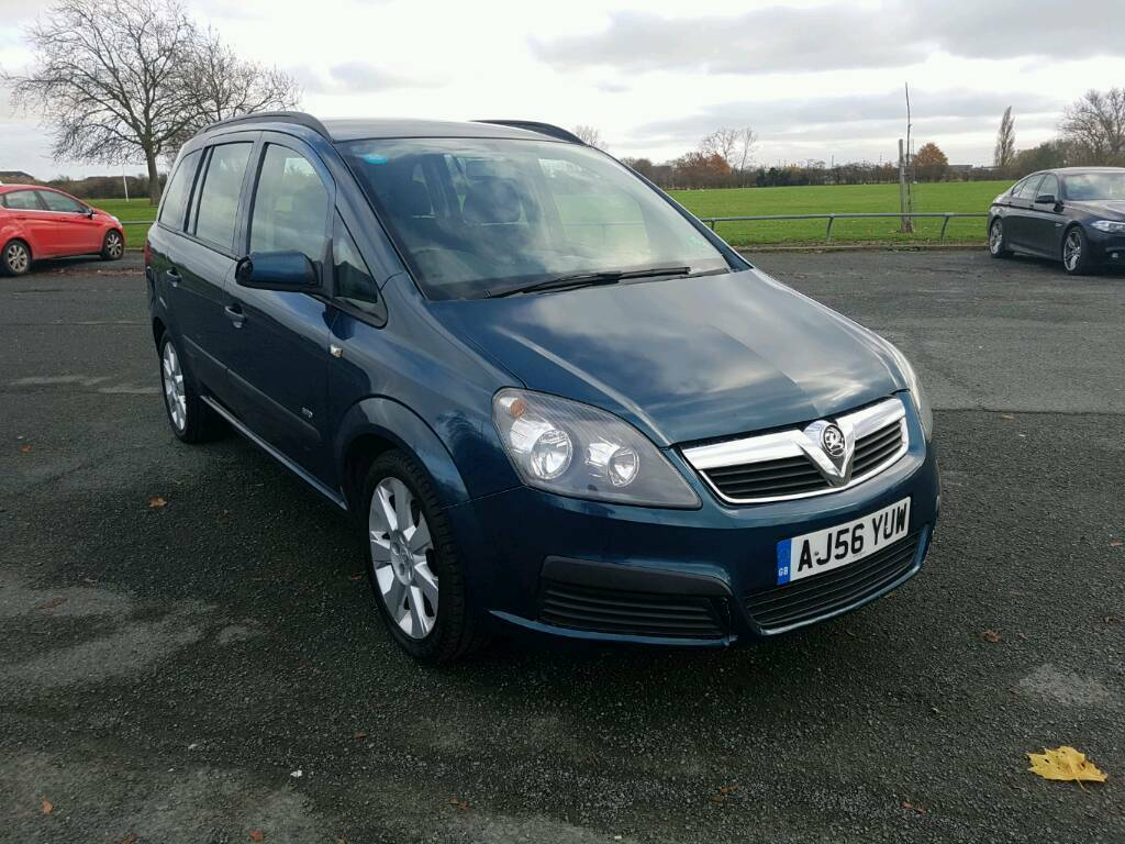 Vauxhall Zafira 2.2 petrol automatic in good running order