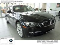 2015 BMW 328i xDrive NAVIGATION LOW KM!!!