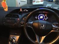 Honda Civic 1.4 vtec automatic cat d flappy paddle