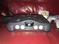 Nintendo 64 and Super Mario 64