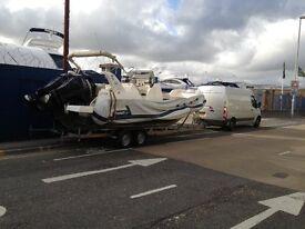 Boat Transport Through Uk and Europe
