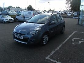 2009 59 RENAULT CLIO 1.1 DYNAMIQUE TCE 5d 101 BHP **** GUARANTEED FINANCE **** PART EX WELCOME