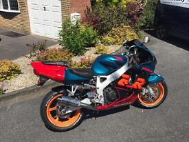 Honda CBR 900RR Fireblade RRX