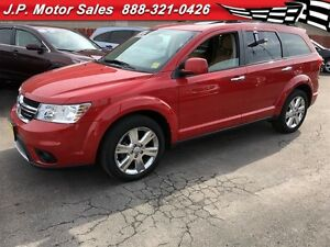 2012 Dodge Journey R/T, Automatic, Sunroof, Back Up Camera, AWD,