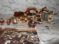 LEGO The Hobbit: Barrel Escape Set 79004