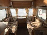 Swift Archway caravan 4 berth 2008