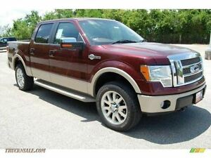 2010 Ford F-150 King Ranch, Crew, 4X4,full garrantie!