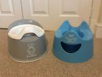 Baby Bjorn Potty and Pourty Potty