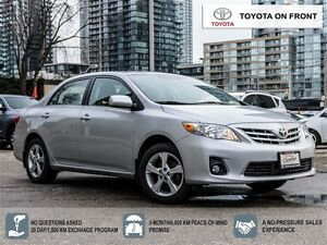 2013 Toyota Corolla LE Upgrade Package