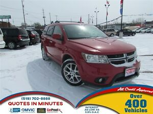 2016 Dodge Journey R/T | LEATHER | AWD | 7 PASS