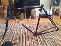 """Steel Bike Frame - Trek 700 Multi Track 58cm / 23"""""""
