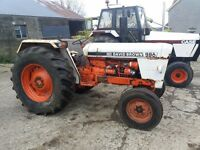 David brown case 995 tractor for sale