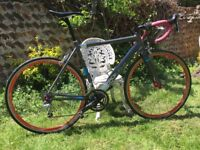 Kinesis TK3 Racelight size 54cm four-season road bike