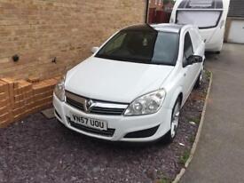 Vauxhall Astra van 1.7 6 speed Diesel 139 Milage