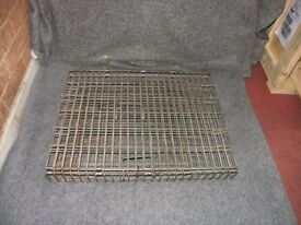 Folding Dog Cage - suitable Smaller size dogs