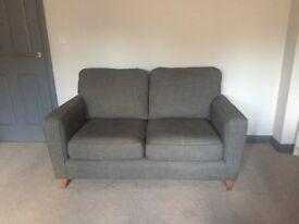 Grey sofa, excellent condition