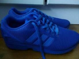 Adidas Zx Flux Blue Size 10