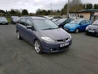 Mazda 5 sport Diesel 2006 long mot lady owner