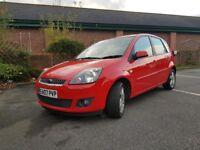 Ford Fiesta 1.4 tdci diesel £30 a yr tax