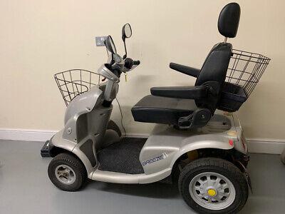 TGA Breeze 4 Heavy Duty All Terrain Mobility Scooter