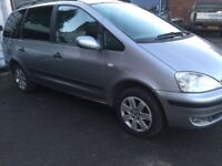 7 SEATERS DIESEL FORD GALAXY 2005 1.9 TDI 5DR FULL YEAR MOT EXCELLENT CONDITION