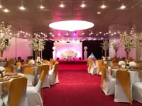 Crik Hall Venue - ON SITE CAR PARK! - Weddings/ Mehndis/ Birthdays/ Conferences & All Occasions