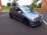 Honda Civic Type R EP3 Very Low Milage!!!! Immaculate condition !!! a/c