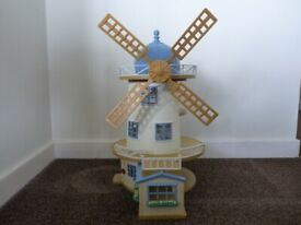 Sylvanian Families Field View Mill 4505